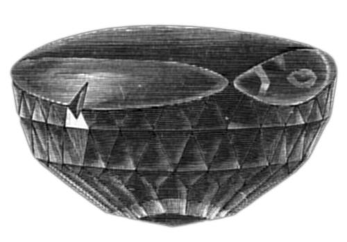 Koh-i-noor before 1852